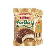Ulker Halley Chocolade koekjes per 5 verpakt
