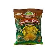 Tropical Gourmet Licht gezoete bananen chips 85gr