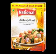 National Kruiden mix Chicken Jalfrezi 2 zakjes
