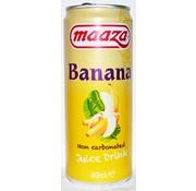 Maaza Maaza Banaan blik 330ml