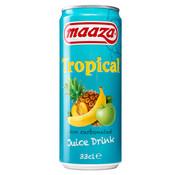 Maaza Maaza Tropical blik