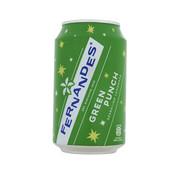 Fernandes Fernandes green punch - 330ml