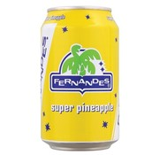 Fernandes Fernandes pineapple - 330ml