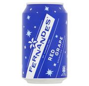 Fernandes Fernandes red grape - 330ml
