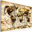 Schilderij - Anatomy of the World