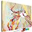 Doe-het-zelf op canvas schilderen - Proud Deer
