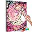 Doe-het-zelf op canvas schilderen - Starry Night