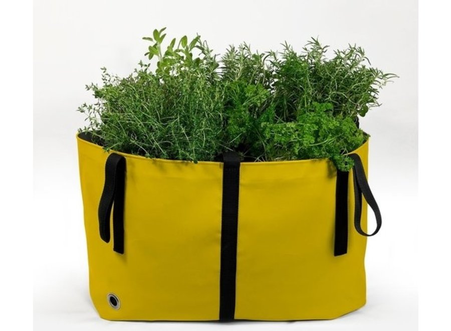 The Green Bag - Geel - M