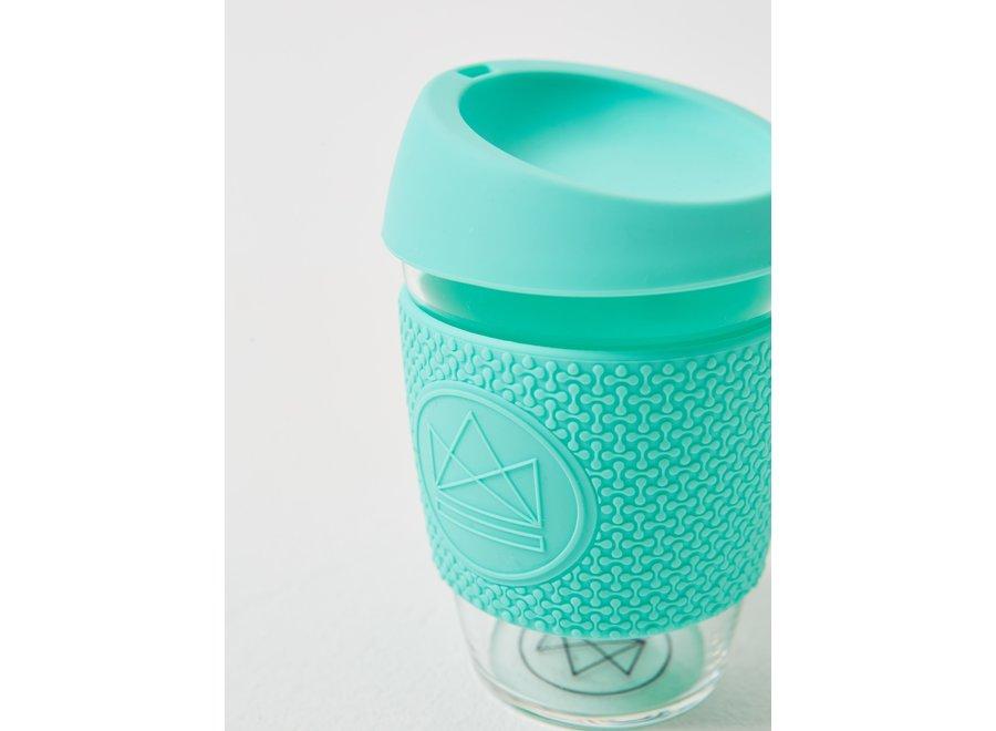 Koffieglas To Go Free Spirit - Mintgroen - 340ml