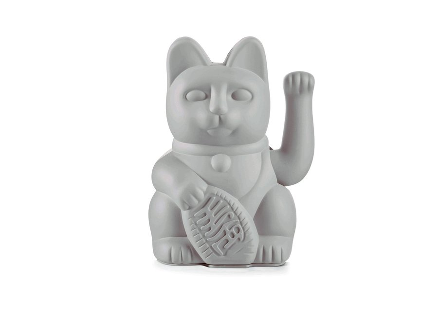 Lucky Cat Grijs