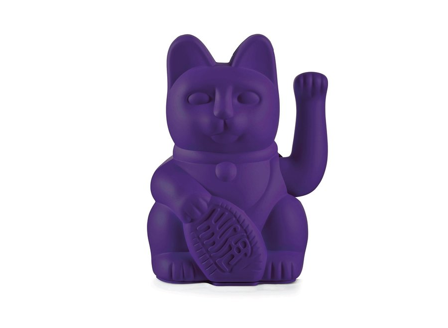 Lucky Cat Paars