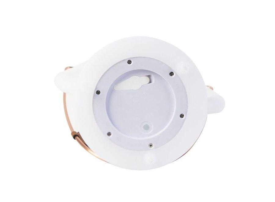 Tafellamp Storm Wit 30cm