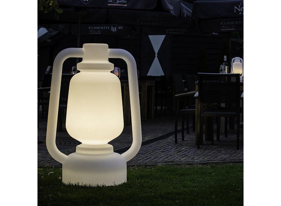 Vloerlamp Storm Wit 110cm