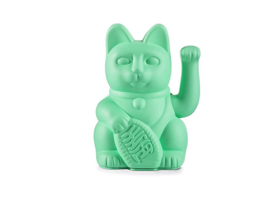 Lucky Cat Mint Groen