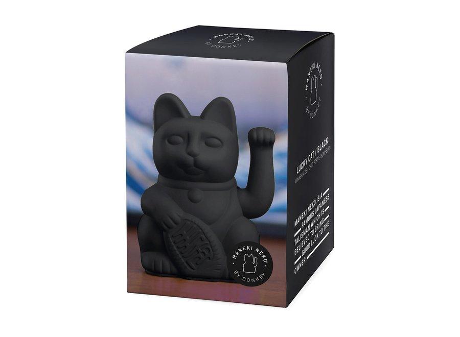 Lucky Cat Zwart