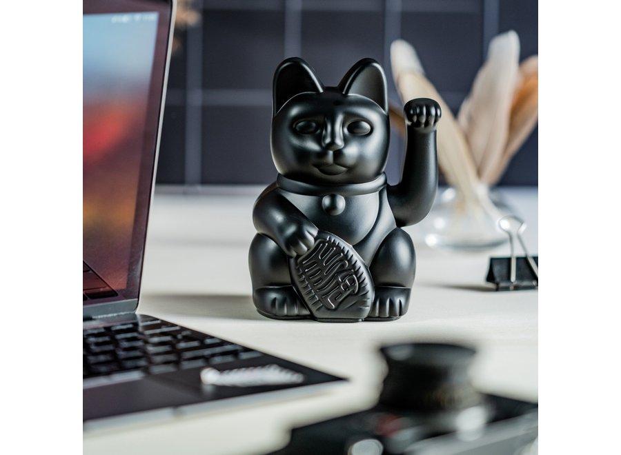 Lucky Cat Geluksbrenger - Zwart