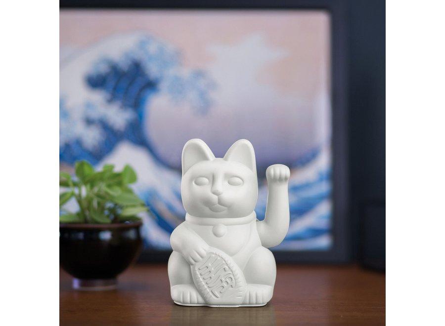 Lucky Cat Geluksbrenger - Wit