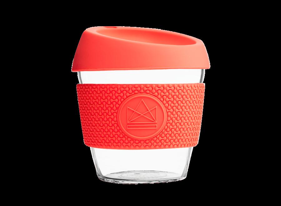 Espressokop To Go Dream Believer - Koraalrood - 230ml