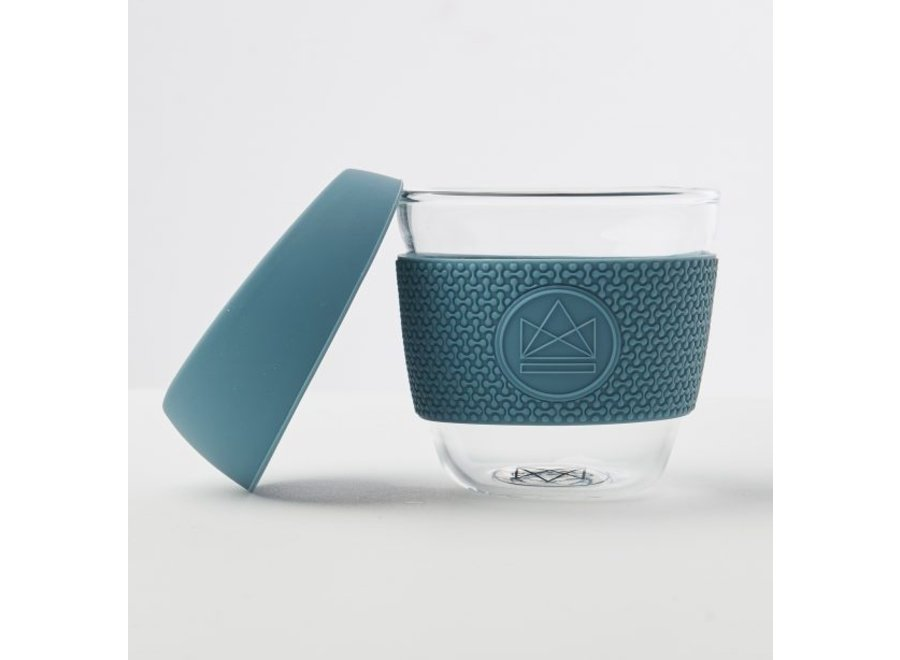 Espressokop To Go Super Sonic - Blauw - 230ml