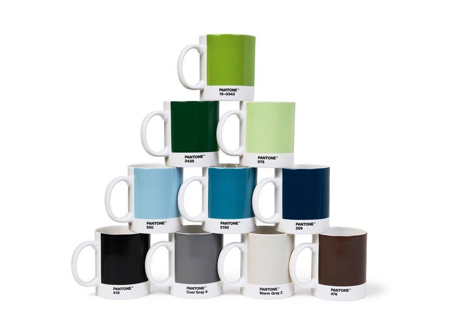 Koffiebeker Zwart 375ml