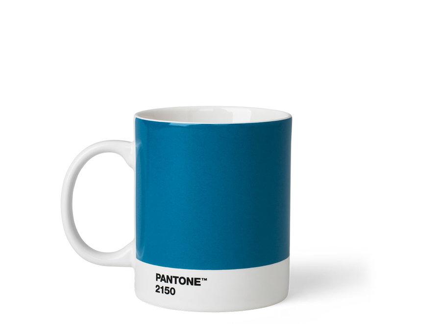 Koffiebeker Blauw 375ml