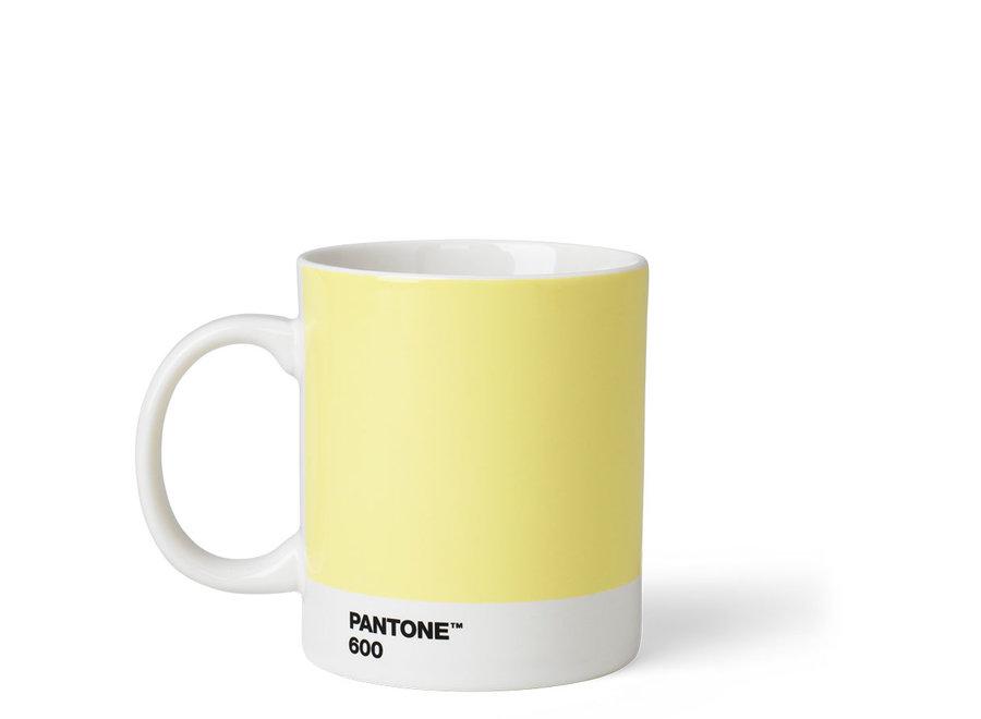 Koffiebeker Geel 375ml