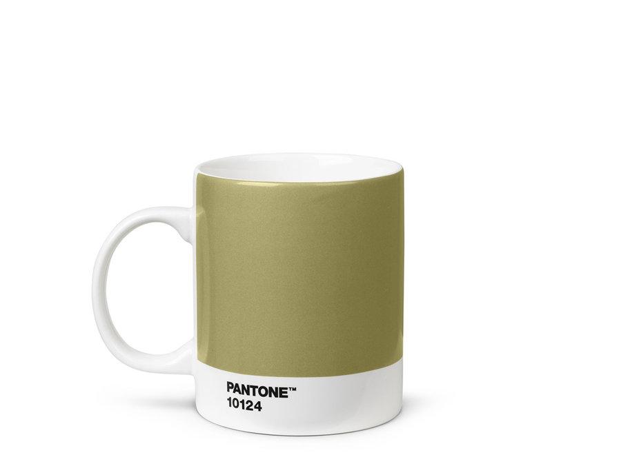 Koffiebeker Goud 375ml