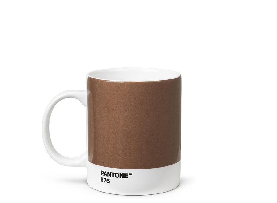 Koffiebeker Brons 375ml