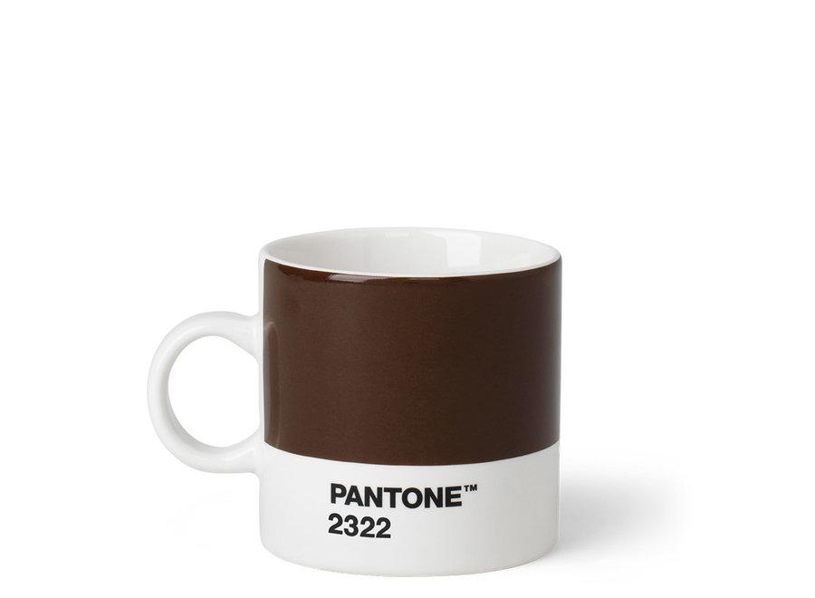 Espresso Kopje Bruin 120ml