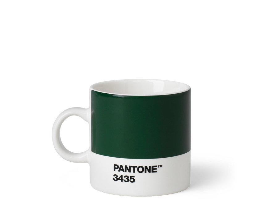 Espresso Kopje Groen 120ml