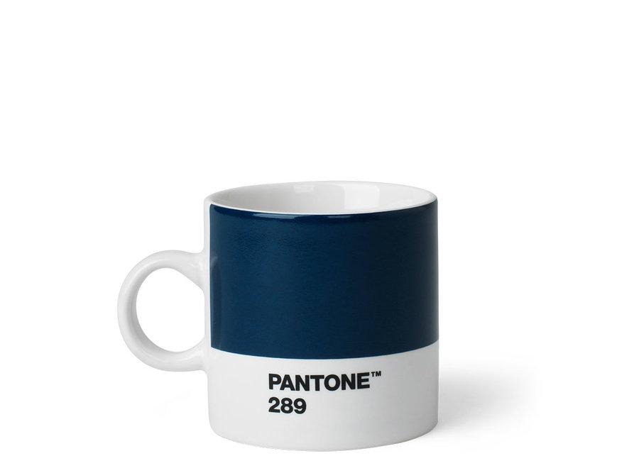 Espressokopje Blauw 120ml