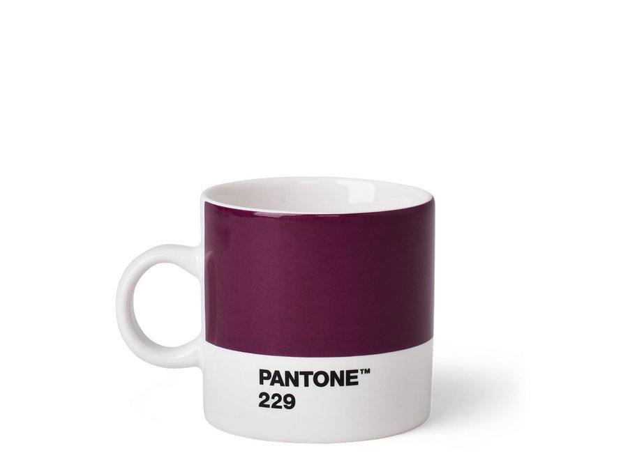 Espressokopje Paars 120ml