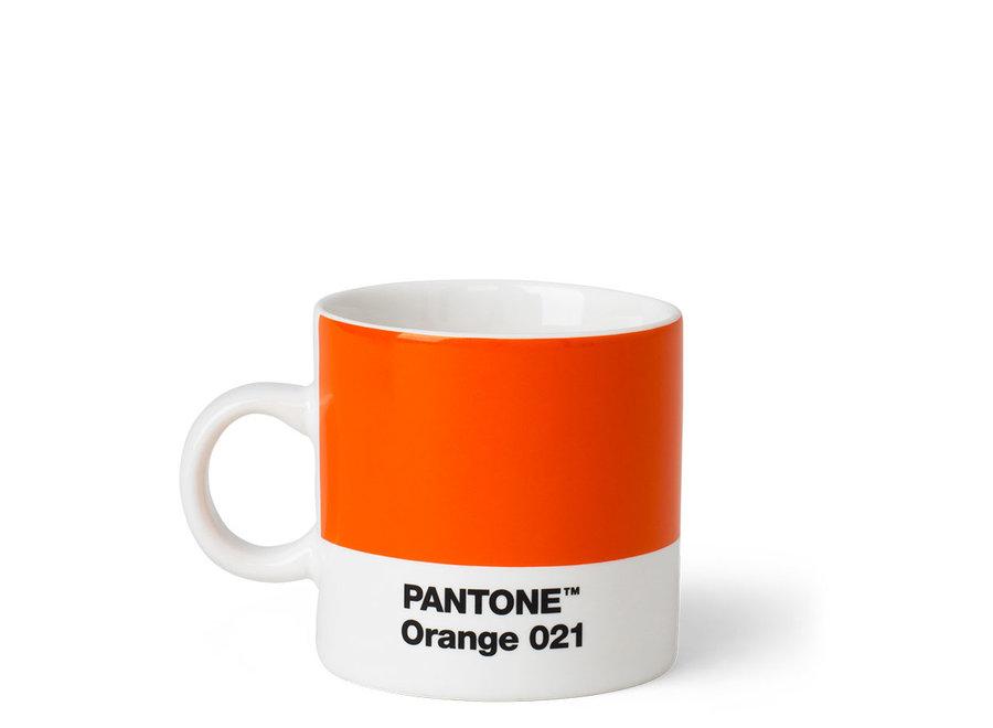 Espressokopje Oranje 120ml