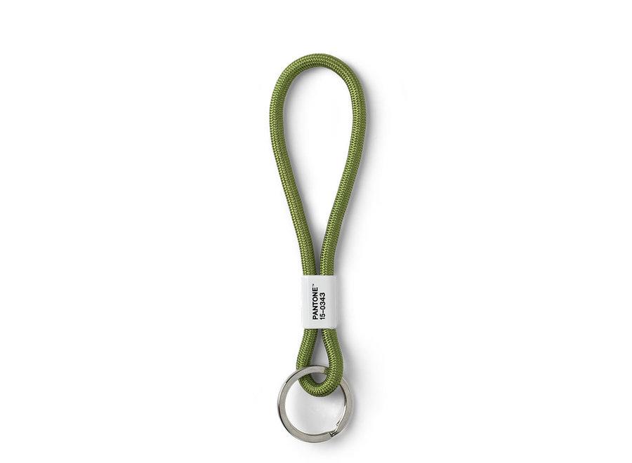Sleutelhanger Groen 15-0343