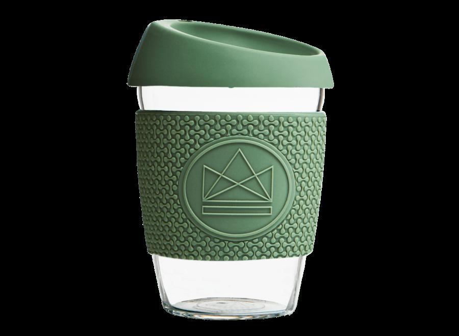 Koffieglas Happy Camper 340ml