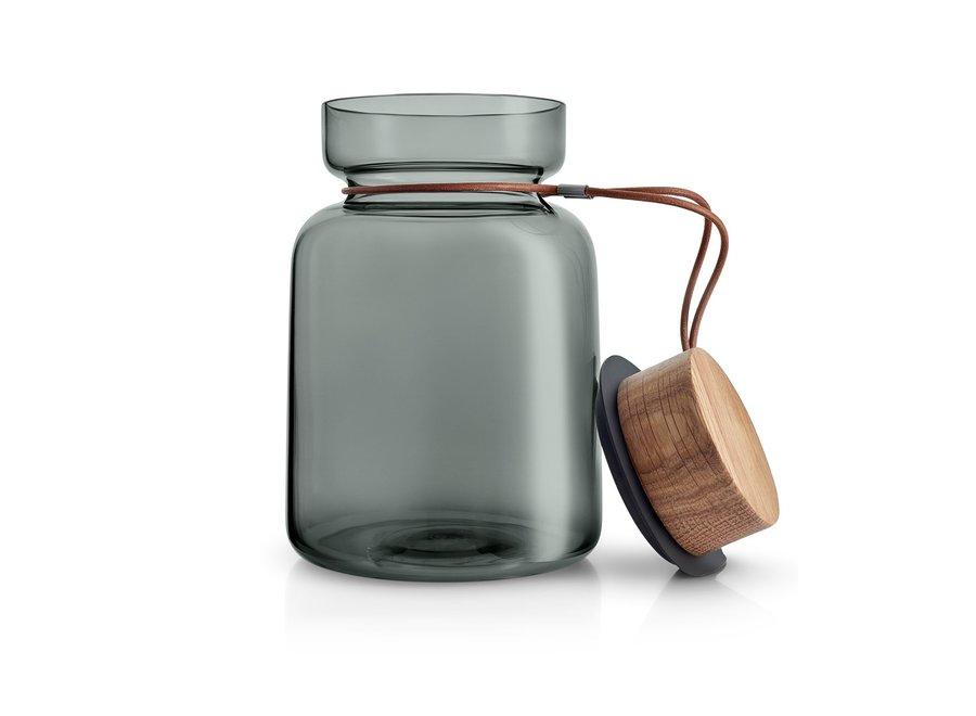 Nordic Kitchen Silhouette Voorraadpot Glas