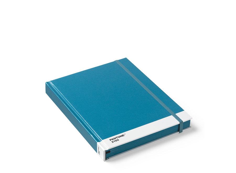 Notitieboek Groot Blauw 2150