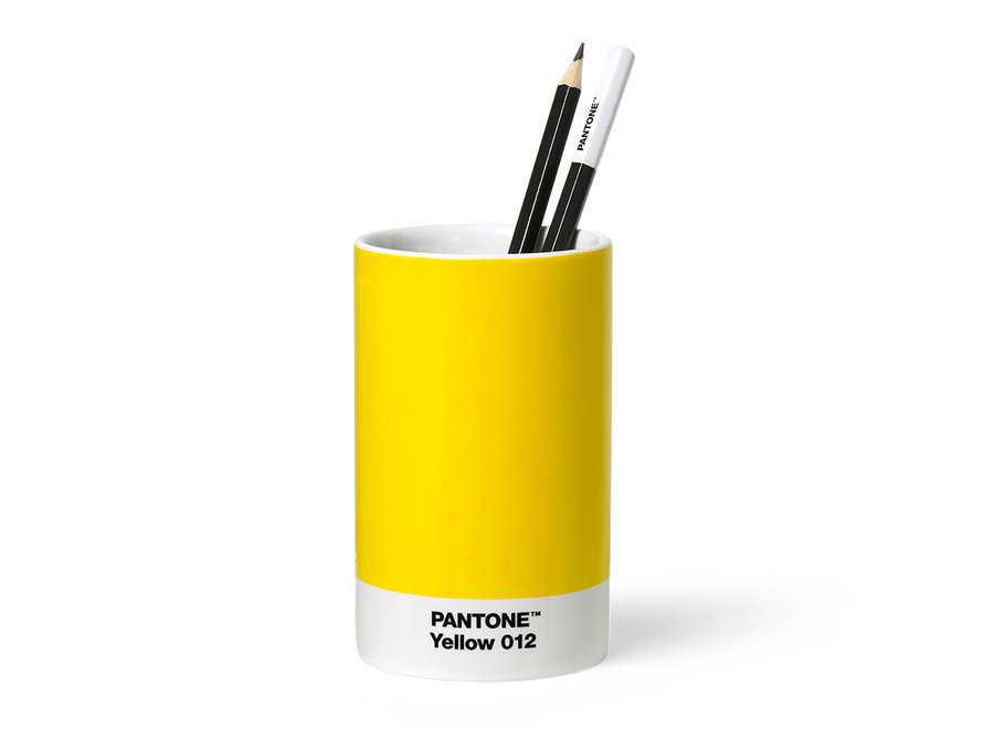 Pantone Pennenhouder Geel 012