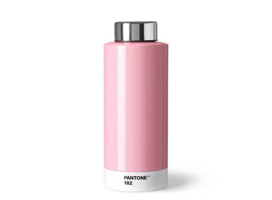 Thermosfles Pantone 182 Roze