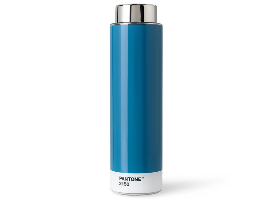 Drinkfles Pantone 2150 Blauw