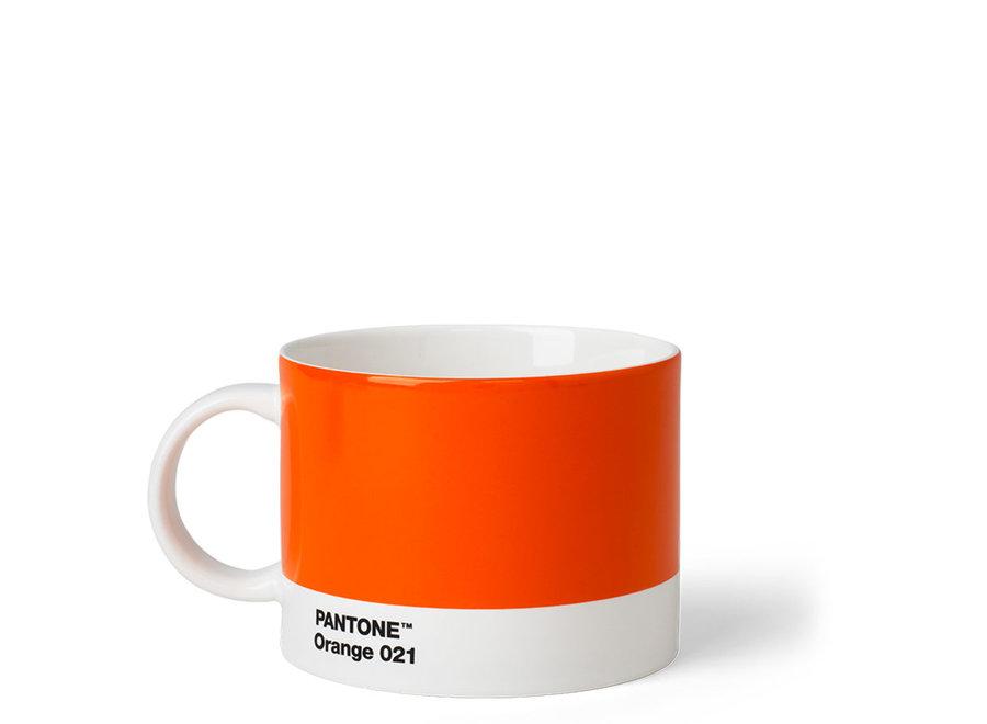 Pantone Theebeker Oranje 475ml