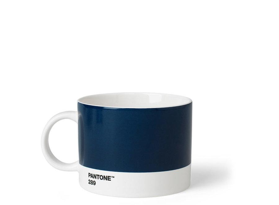 Pantone Theebeker Donker Blauw 475ml