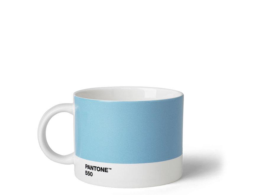 Pantone Theebeker Licht Blauw 475ml