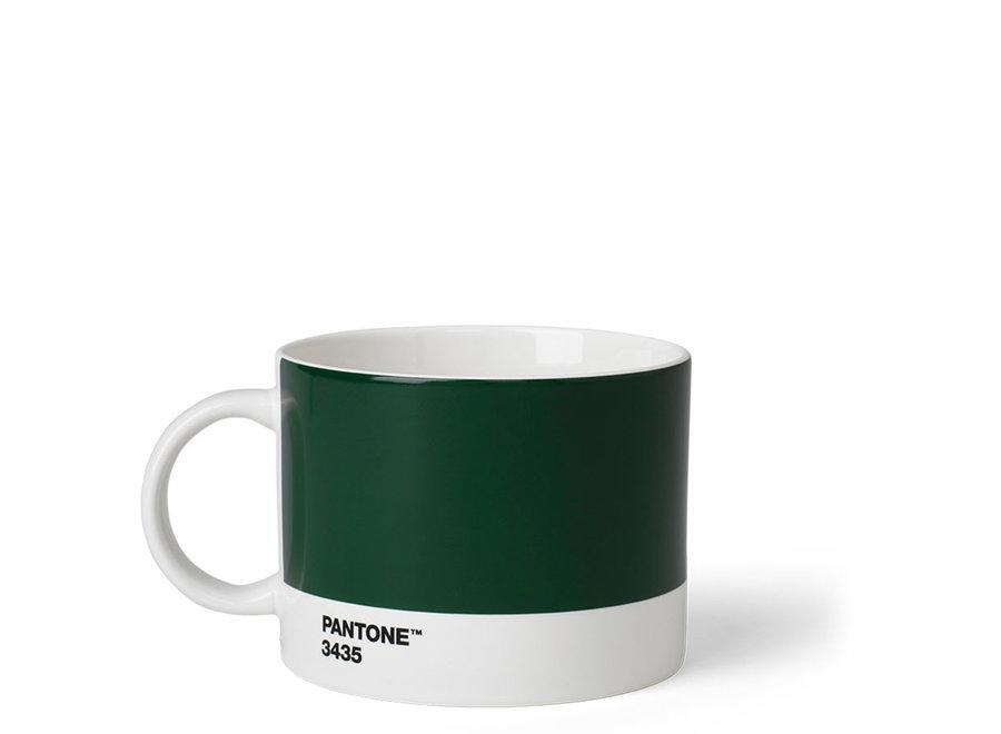 Pantone Theebeker Donker Groen 475ml