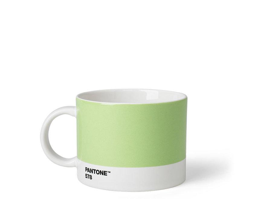 Pantone Theebeker Licht Groen 475ml