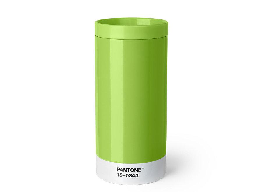 Pantone Drinkbeker To Go 430ml Groen