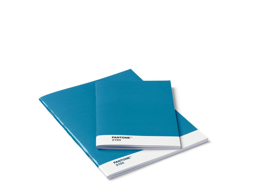 Pantone Schriften Set Blauw 2150