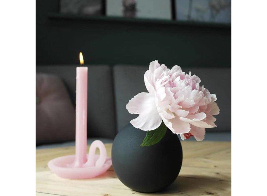 Kaars & Kandelaar Blossom Pink