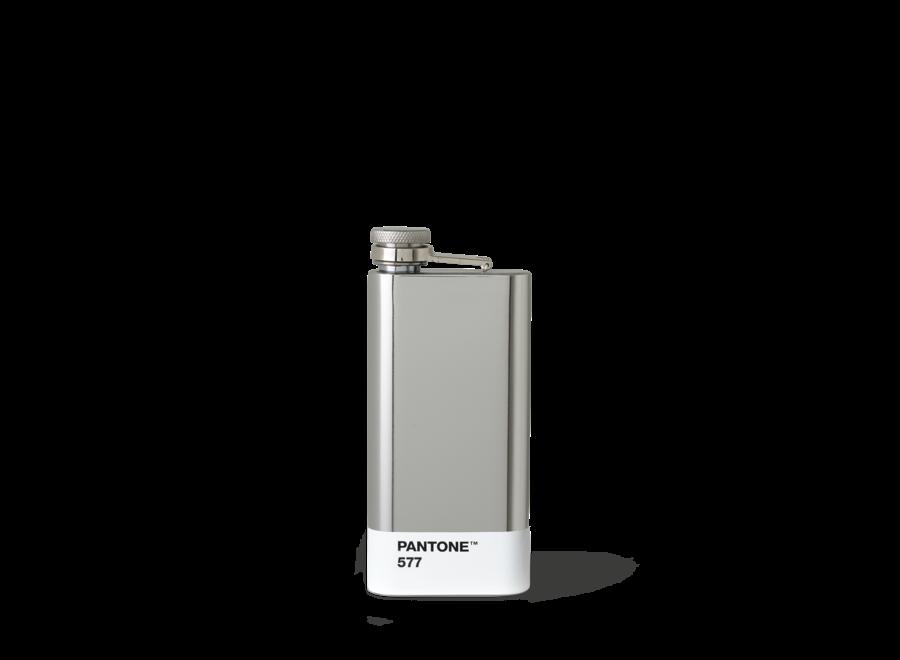 Heupfles Zakflacon Zilver 8401 C