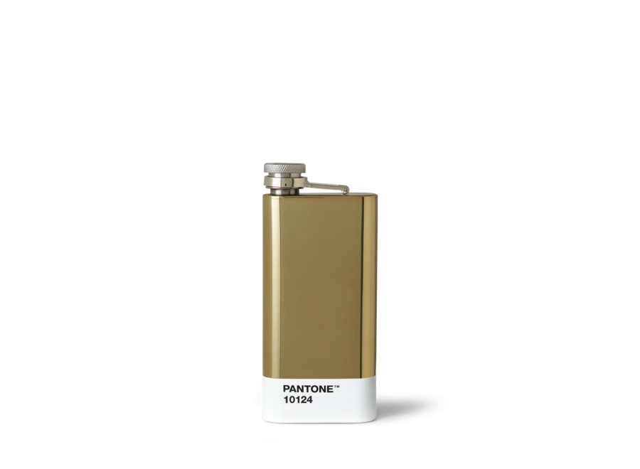 Heupfles Zakflacon Goud 10343 C